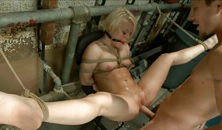 A young retro porn videos blond sucks the muscular phallus of a guy
