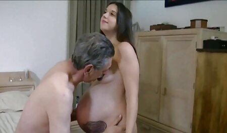 Mother teaches her daughter how vintage cum shot to please a man