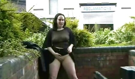 One lucky retro milf anal guy fucking hot with two men